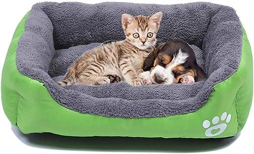 Funihut Cama Perro Gato Interior Alfombra para Perro Nest Dog Cama Universal para Cachorros Perros Gatos, casa pequeños Perros Teddy, Yorkshire, Chihuahua: Amazon.es: Productos para mascotas