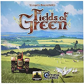 Stronghold Games Fields of Green Board Game