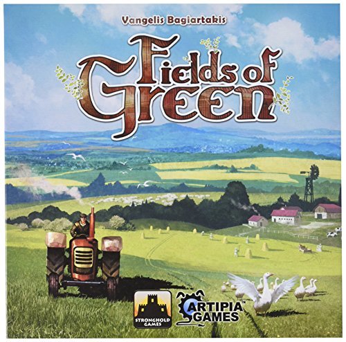 Fields of Green Board Game Overview