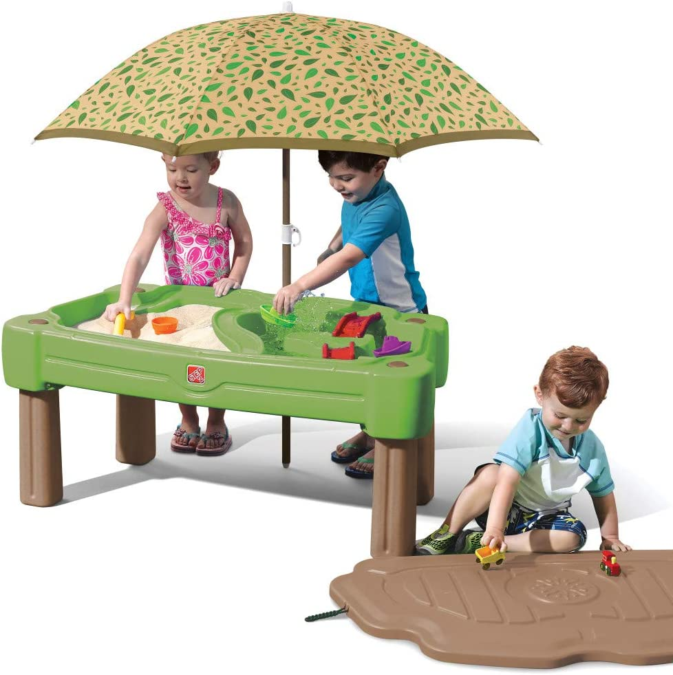 Best Outdoor Toys for Kids - Water and Sand Table