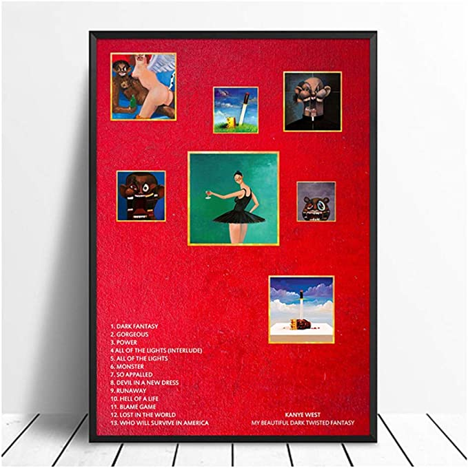 DPFRY Leinwandbild Poster Beyonce Limonade Musik S/änger Popstar Album Kunst Leinwand Leinwand Malerei Wandbilder F/ür Wohnzimmer Wohnkultur As45T 40X60 cm Ohne Rahmen