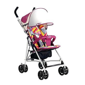 yxiny Four Seasons universal niño sombra coche paraguas carro ligero Baby Car portátil carrito plegable carrito ligeros, violeta: Amazon.es: Jardín