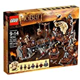 LEGO The Hobbit - 79010 - Jeu de Construction - La Bataille Contre le Roi des Gobelins