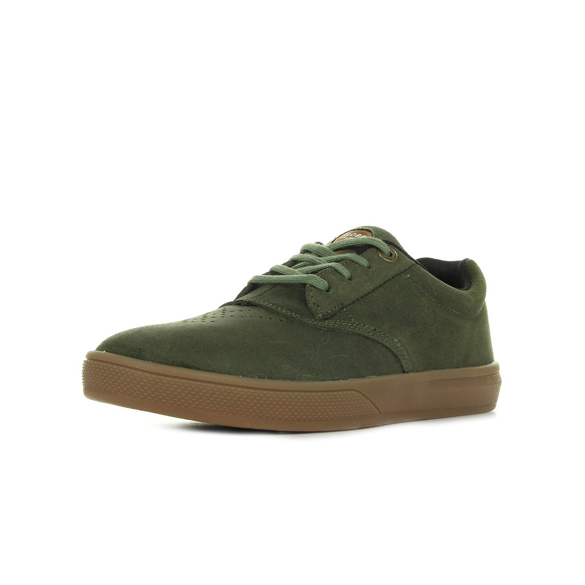 Globe Men's The Eagle SG Skateboarding Shoe 8 D(M) US|Olive/Gum