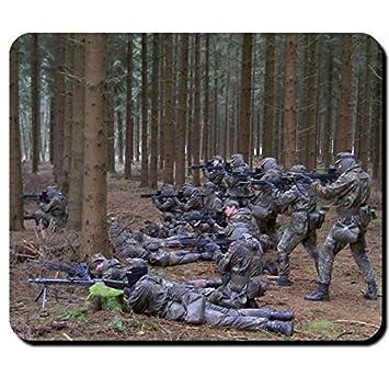 Infanterie Gruppe Bundeswehr Deutsche Soldaten Zug Kompanie