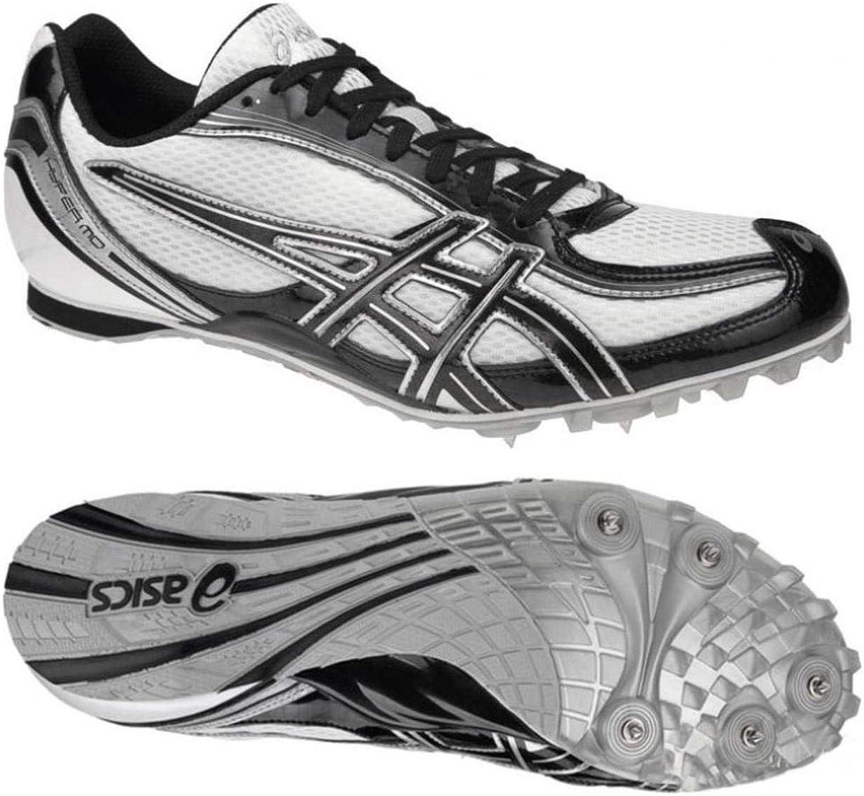 Asics - Zapatillas de Running de Cuero Nobuck para niña, Color Negro, Talla 40 EU: Amazon.es: Zapatos y complementos