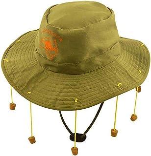 1b1f3a28c1c Premium Quality Australian Cork Hat With 10 Real Corks Kids Adult ...