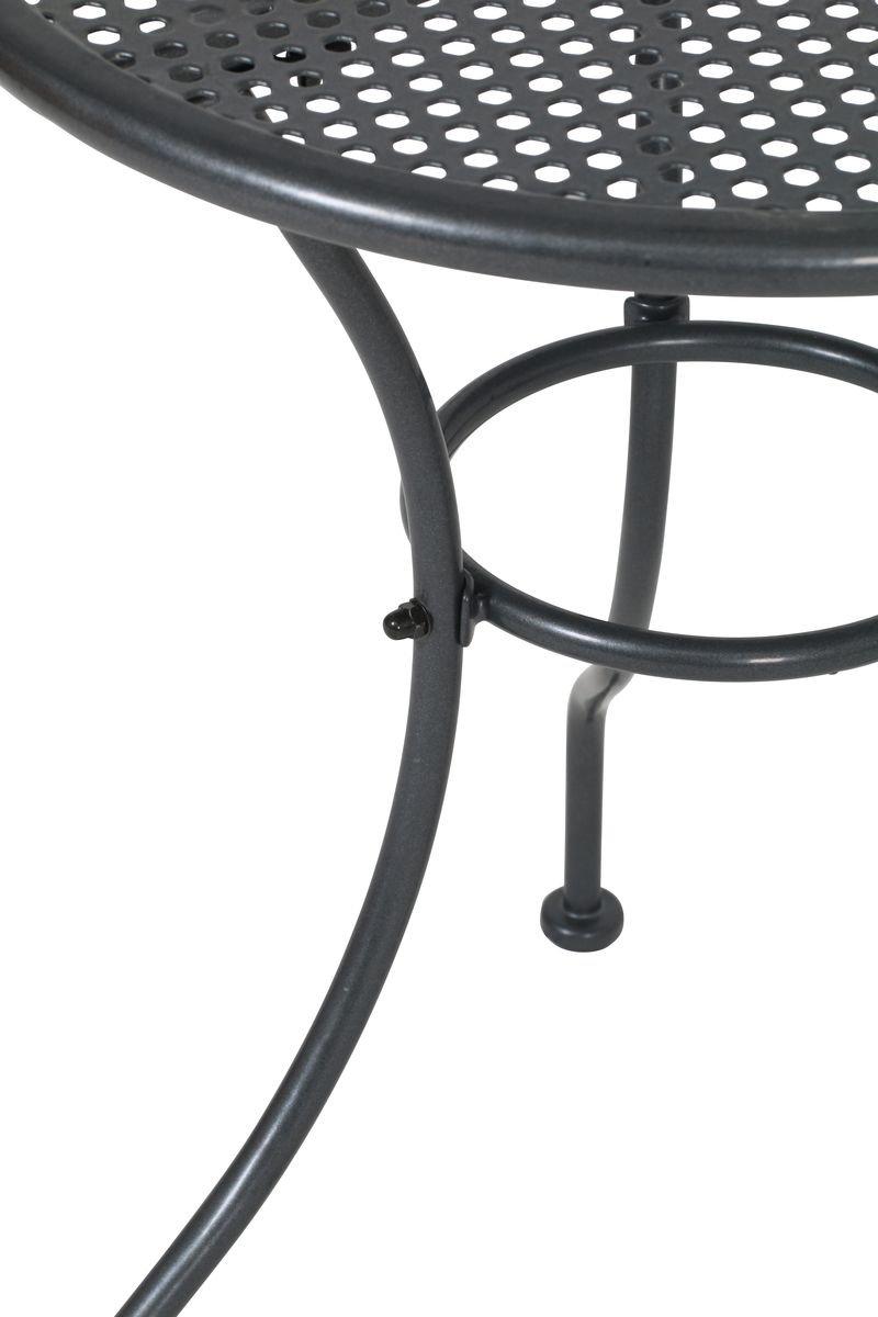 Petite Table Ronde De Jardin Table Ronde Diametre 60 Cm Table D
