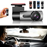 Shentesel Car DVR 360 Degrees Panoramic WiFi