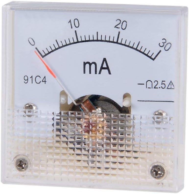 Ampèremètres installation instrument de mesure Panel Meter 0-30 A AC