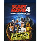Scary Movie 4 (Unrated & Uncensored) [Blu-ray]