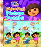 Dora the Explorer Look and Find Picture Puzzles