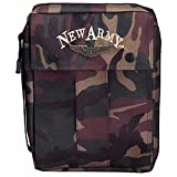 Dicksons Camo New Army (in Black) Bible Cover Medium