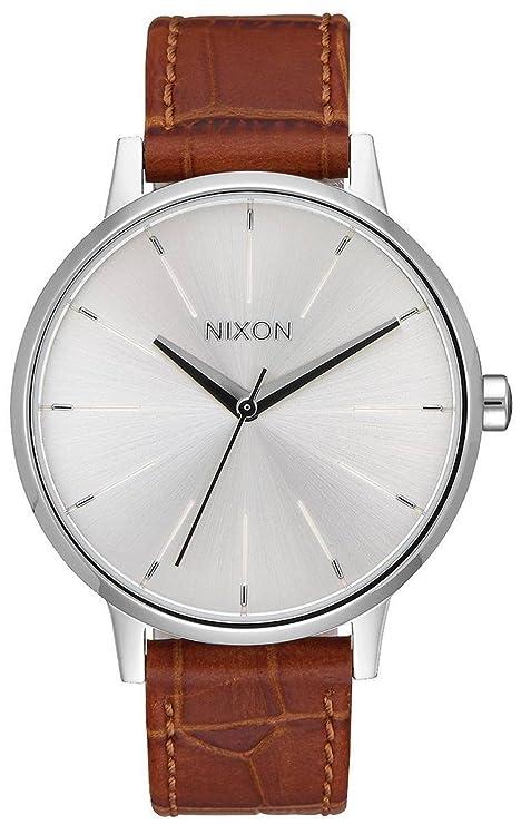 Nixon Reloj Hombre de Analogico con Correa en Cuero A1082094-00