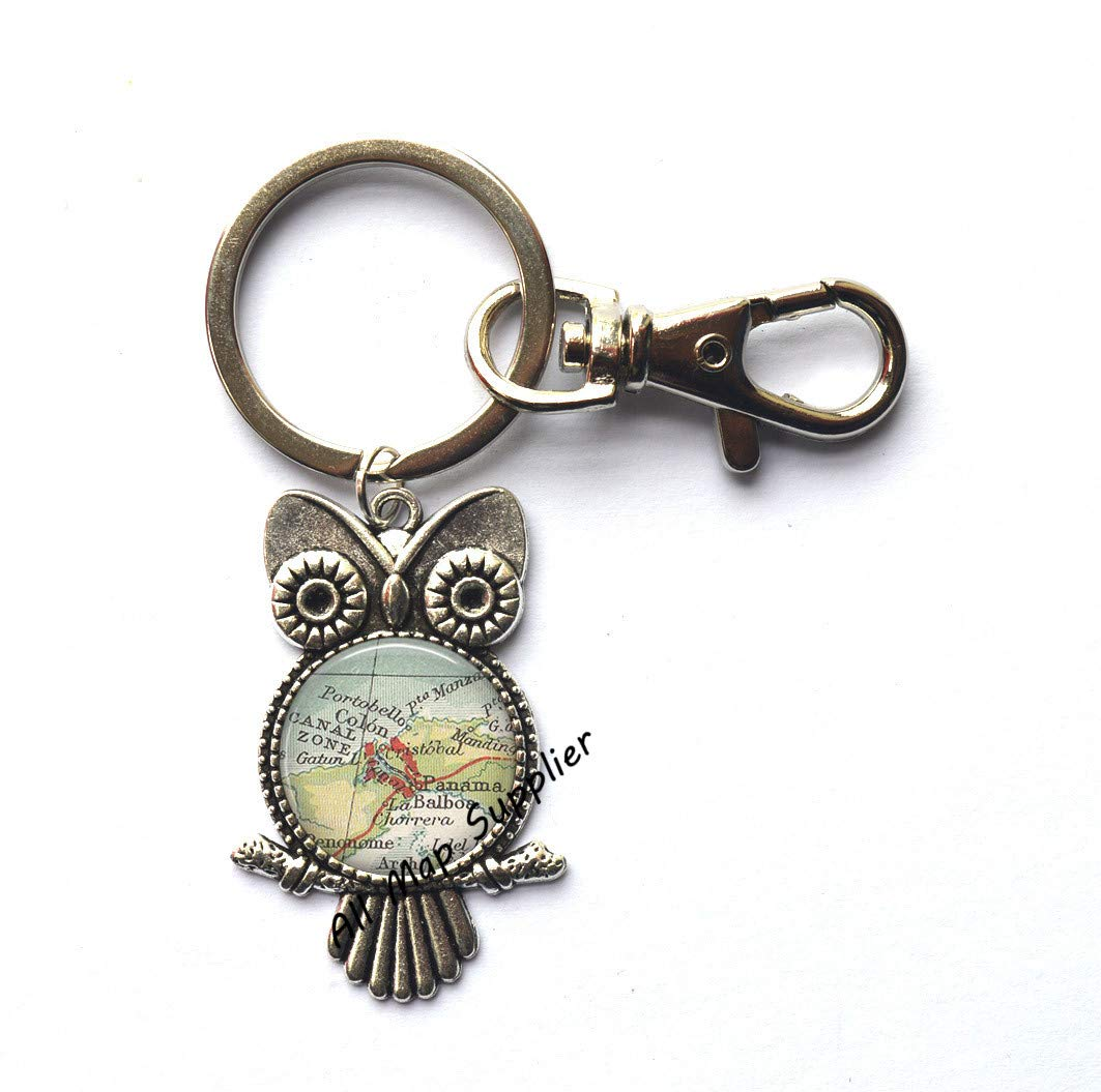Orlando Eye Florida Keyring Birthday Gift