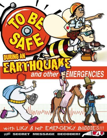 Download To Be Safe During an Earthquake and Other Emergencies by Mary Bowen (2000-07-01) PDF ePub fb2 ebook