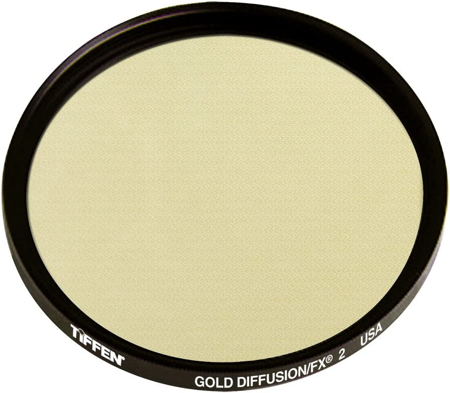 Tiffen 49GDFX2 49mm Gold Diffusion 2 Filter