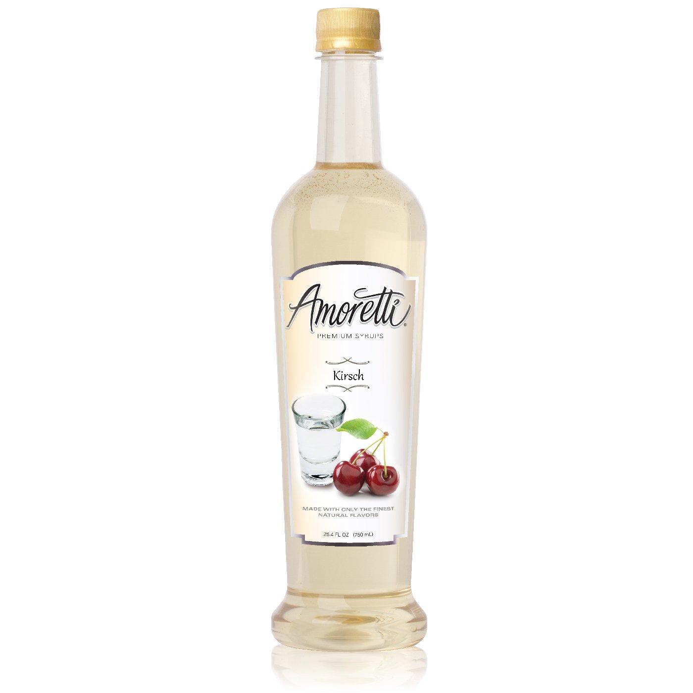 Amoretti Premium Syrup, Kirsch, 25.4 Ounce