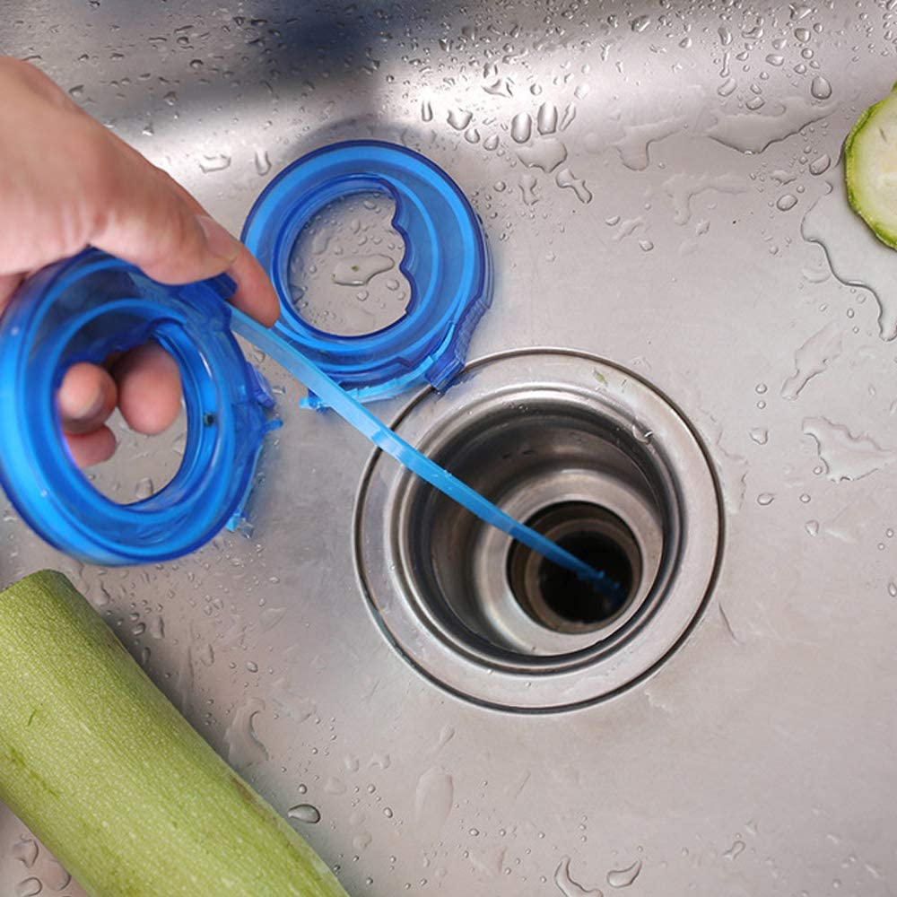 retr/áctil para ba/ñera drenaje Drain Snake Hair Drain Clog Remover limpiador de desag/ües y herramienta de limpieza dragado y ba/ño dragado fregadero de cocina