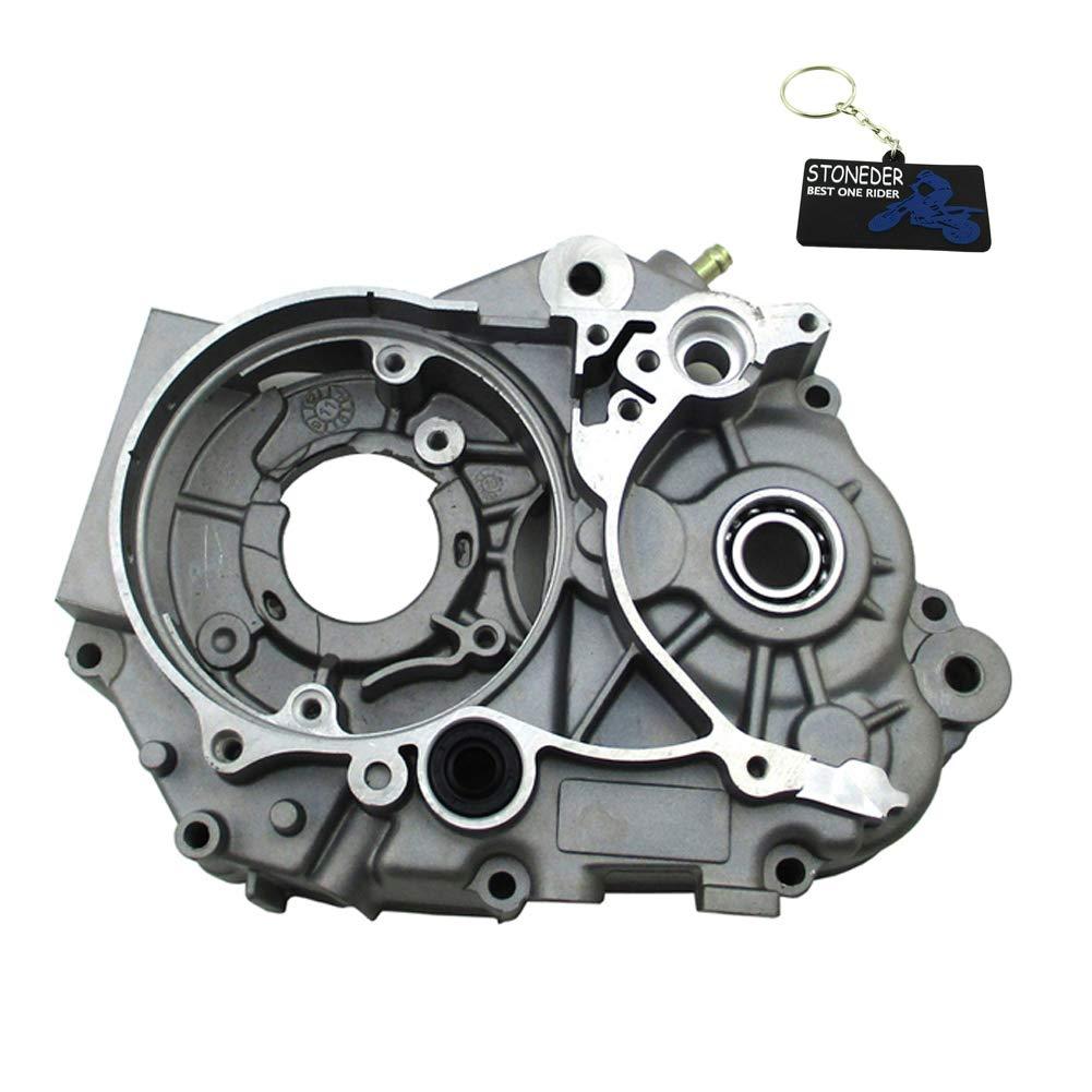 STONEDER Sinistra per monoblocco Z155 Zongshen 155 CC 1P60YMJ Engine Dirt Pit Bike