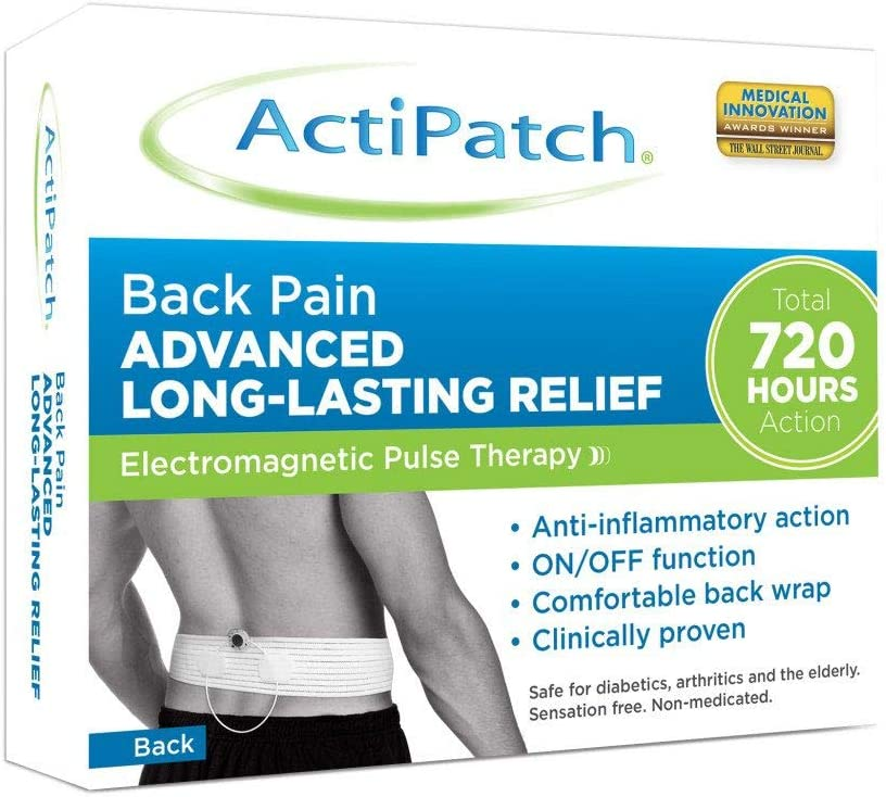 ActiPatch? Back Pain Relief - Advanced Long Lasting Relief