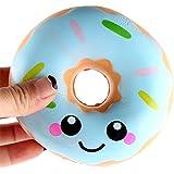 Kfnire 1 stück zufällige farbe, Squishies Spielzeug Kawaii Donuts Squeeze Langsam Rising Squishies Stress Relief Soft Toy