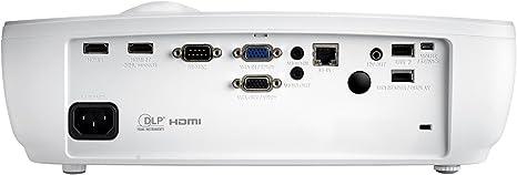 Opinión sobre Optoma Technology EH470 Proyector (5000 lúmenes ANSI, DLP, 1080p, 1920 x 1080, 20000:1, 16:9, 657,9 - 8252,5 mm, 25.9 - 324.9
