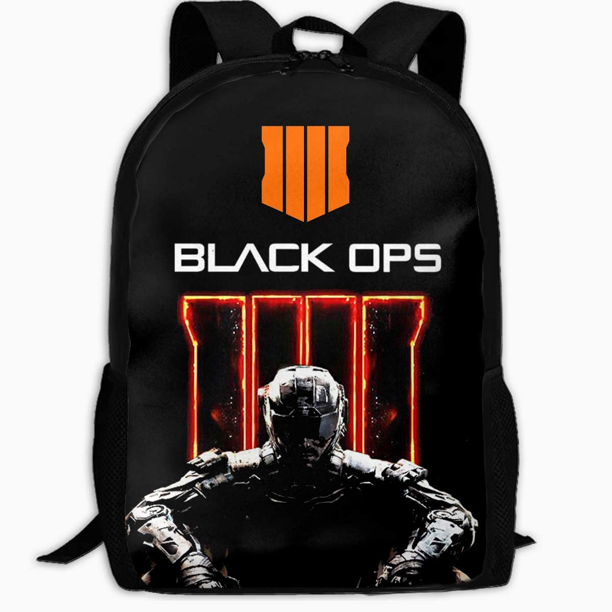 GuquxinG Call Black Ops 4 Duty Adult Fashion Multi-Purpose Backpack