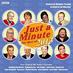 Just a Minute: The Best of 2013 Radio/TV Program