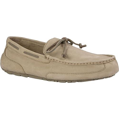06e69bdd5e2 UGG Men's Chester Capra Primer Leather Loafer 13 D (M): Amazon.ca ...