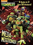 Mega-Mutations! (Teenage Mutant Ninja Turtles), Golden Books, 0385385048