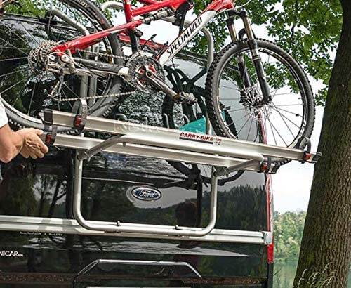 Fiamma Carry Bike Ford Custom Nugget From 2012 Onwards Auto