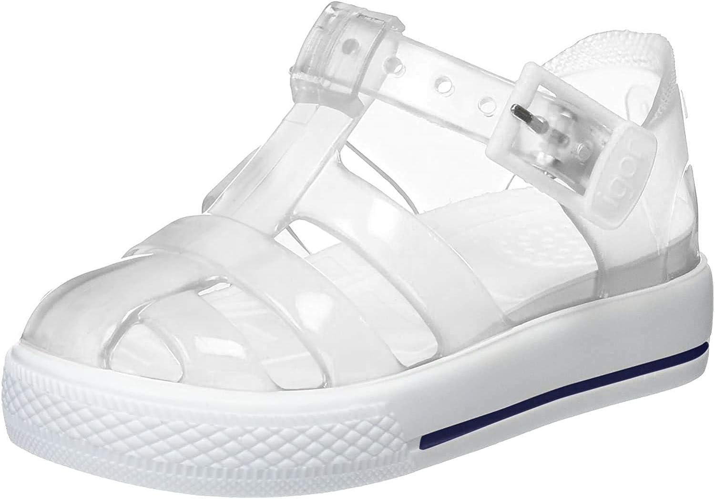 Igor Jellies Tenis - Clear White - 31