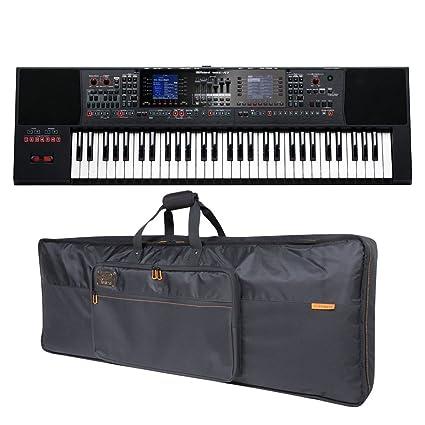 Roland E-A7 61 Llave ampliable Arreglista Teclado y teclado de la serie Negro Bolsa