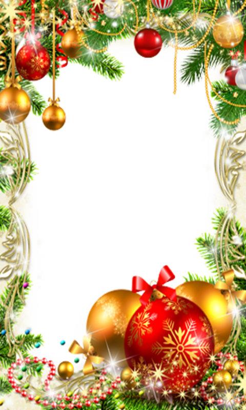 Marcos de fotos de Navidad y Año Nuevo: Amazon.es