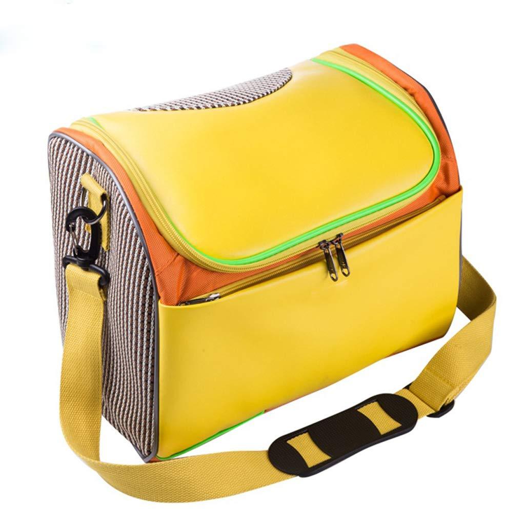 Beige S.341926cm Beige S.341926cm Pet Carrier Travel Handbag Carrier Soft Sided Airline Approved Dog Cat Convenient Side Pockets Folding