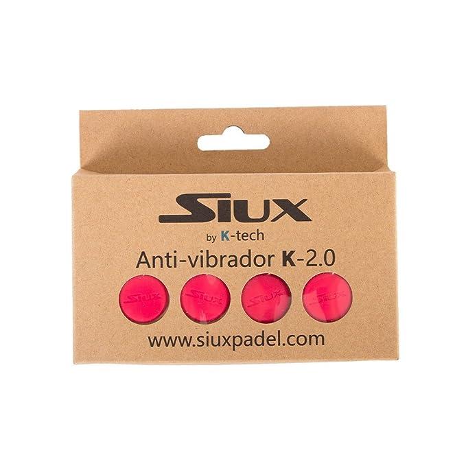 Siux ANTIVIBRADOR VIBRASTOP K-2.0 Rojo