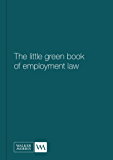 The little green book of employment law