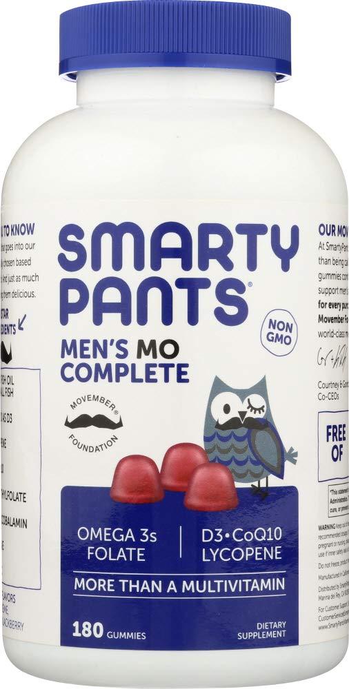 SMARTYPANTS (NOT A CASE) Multivitamin Mens Complete, 180 Gummies