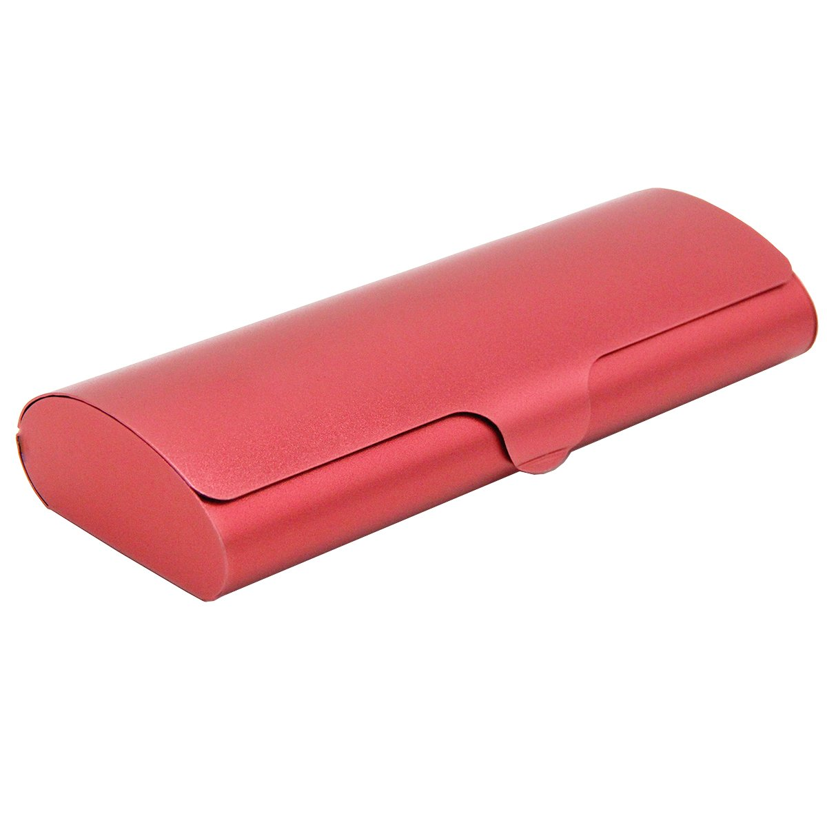 ZZ Sanity Slim Aluminium Lightweight Glasses Eyeglasses Case Spectacles (Red) ZZ Sanity Co. ltd
