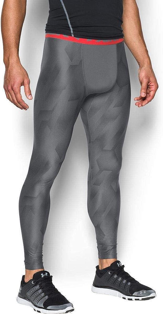 Leggings Uomo Under Armour HG Armour 2.0 Novlty Legging