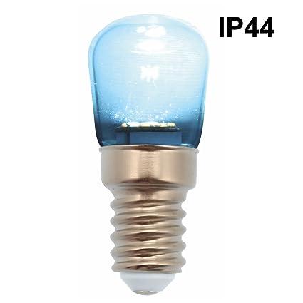 Prilux deco - Pebetero led azul 1w e14 ip44 230v