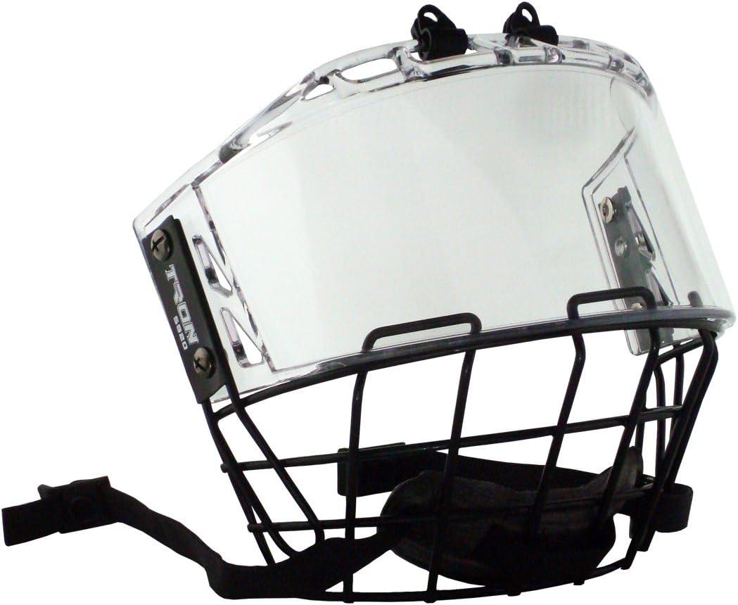Tron S920 Hockey Helmet Cage & Shield Combo (Senior) : Sports & Outdoors