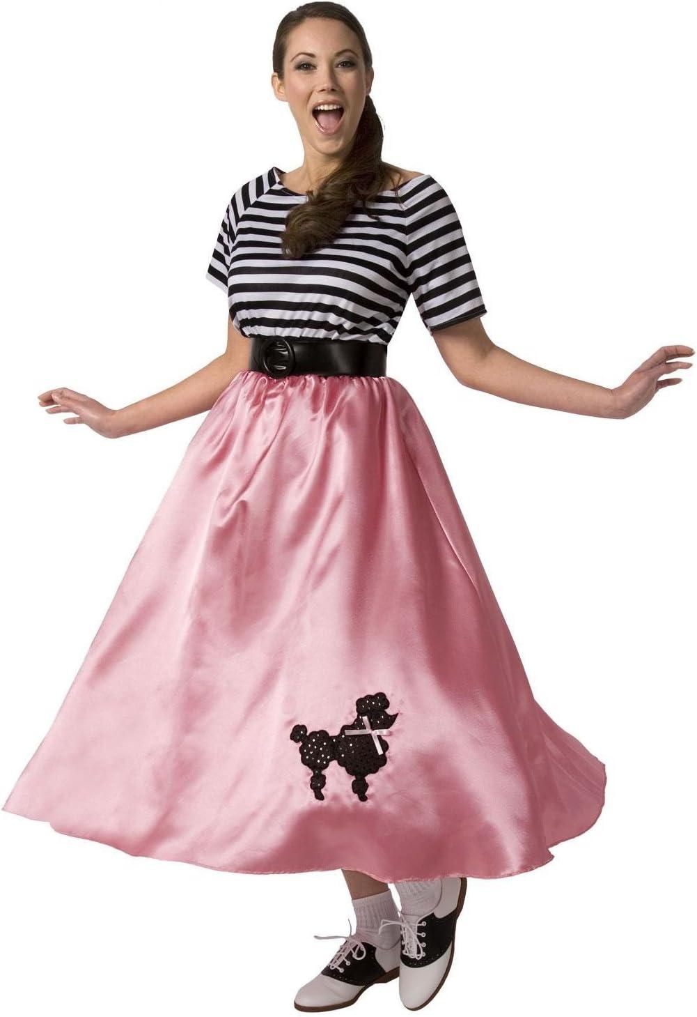 PALAMON - Disfraz de parisina para mujer, talla 50: Amazon.es ...