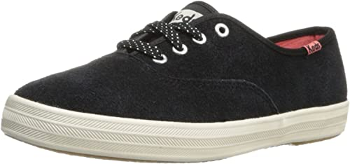 Keds Womens Champion CVO Suede Trainers