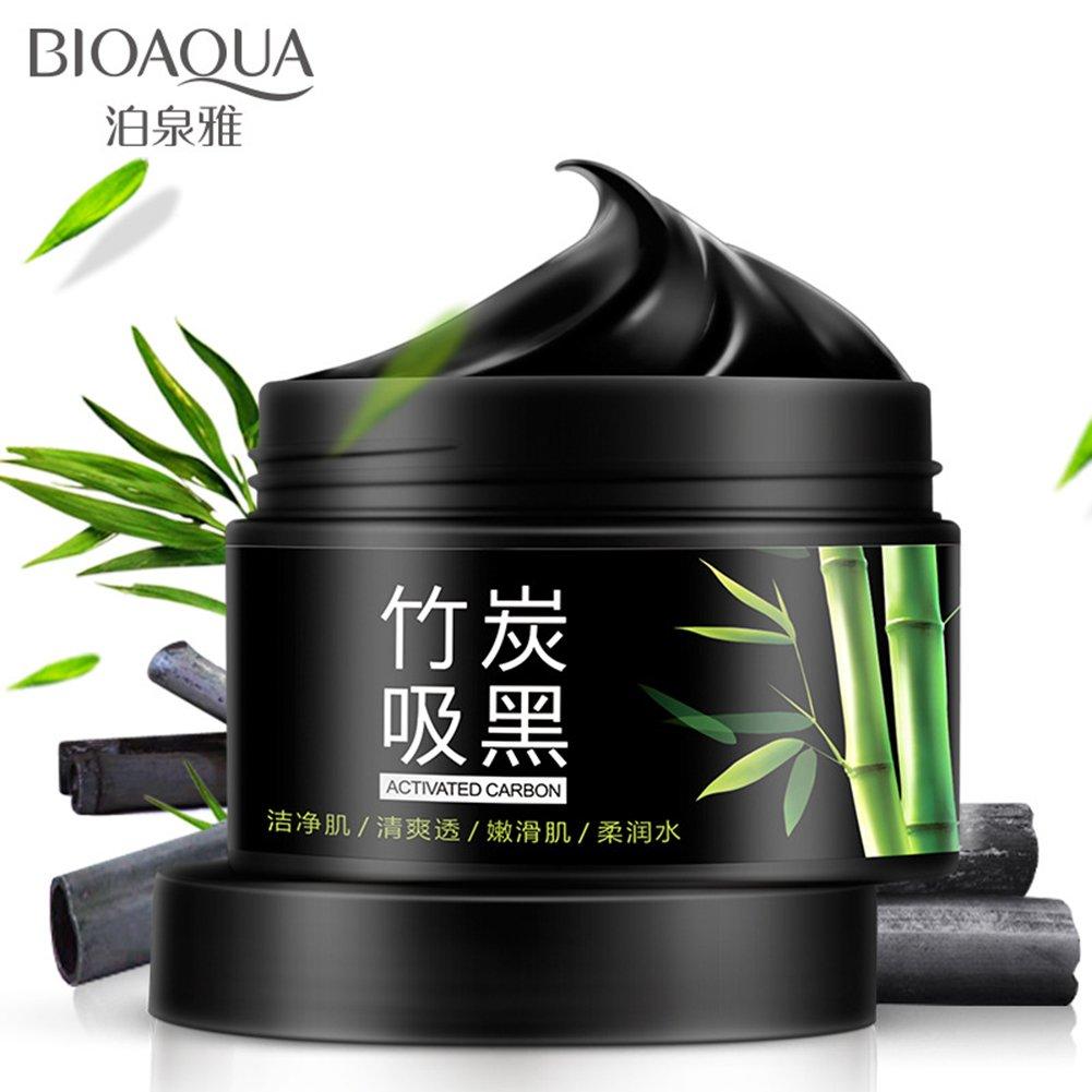 Gesichtsmaske Schwarz Head Maske Porenreinigung Gesichtsmaske 140g Greencolourful