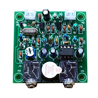 DIY KITS PIXIE HAM RADIO HF 40M CW QRP TRANSCEIVER 7.023-7.026MHz