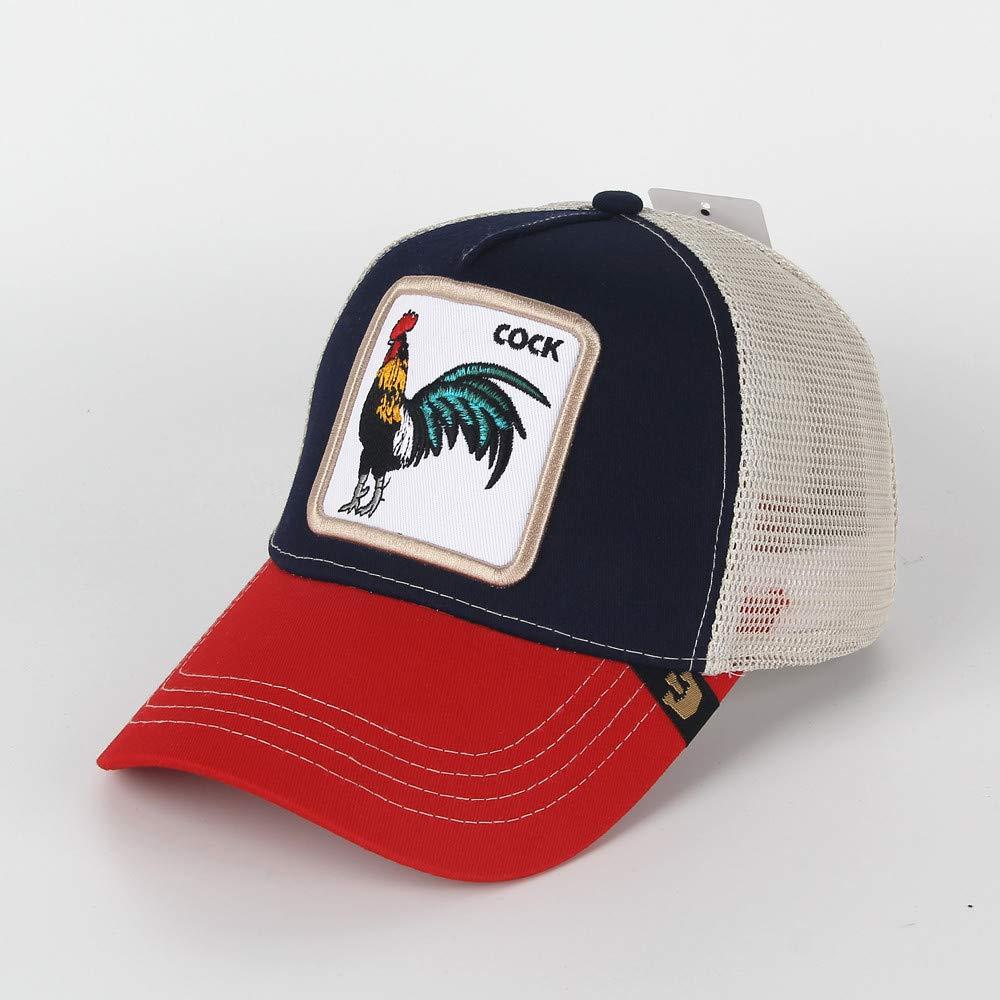 Gorra de béisbol de Gallo Animal de Estilo británico, Gorra de ...