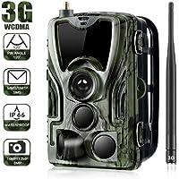 Cámara de caza 3G 2G Cámara de vigilancia