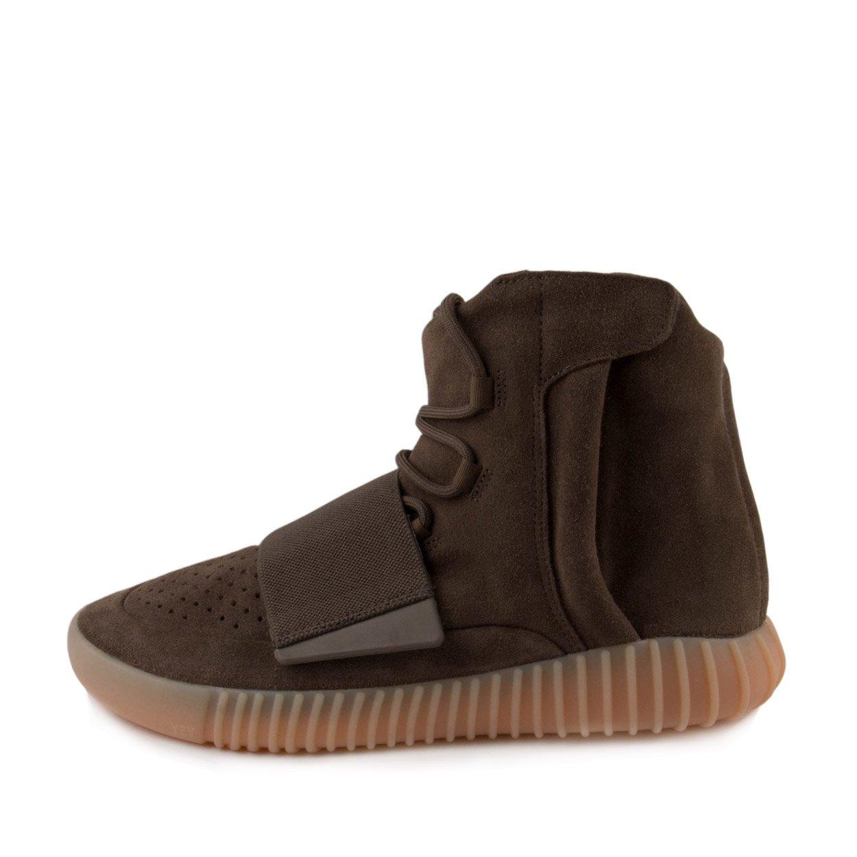 Adidas Mens Yeezy Boost 750 KANYE WEST Chocolate BrownGum